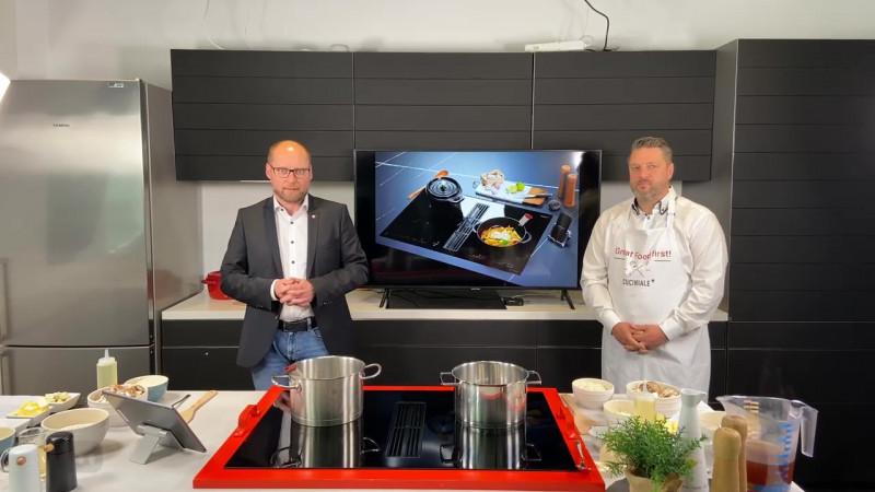 Was kann das intelligente Kochsystem wirklich?